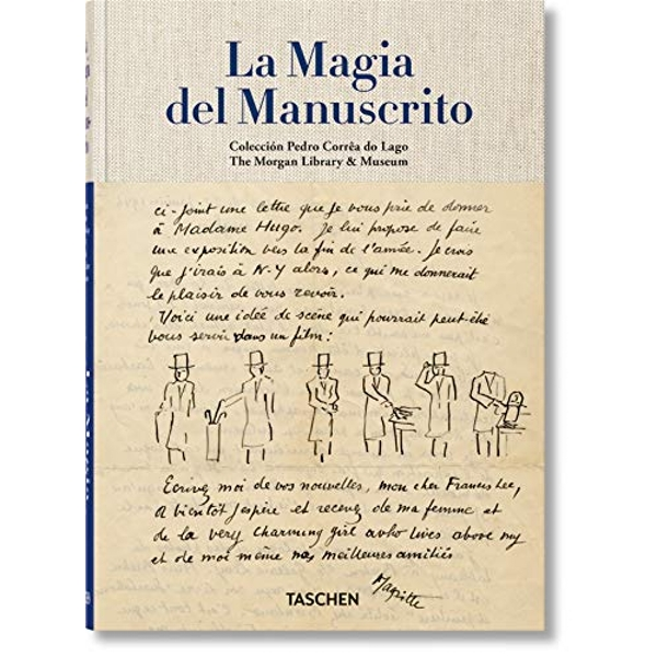 The Magic of Handwriting. The Correa do Lago Collection  Hardback 2018