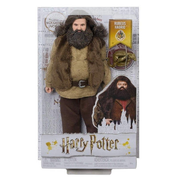 Harry Potter Rubeus Hagrid Doll