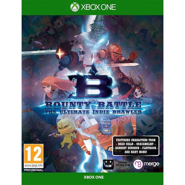 Bounty Battle The Ultimate Indie Brawler Xbox One Game - Image 1