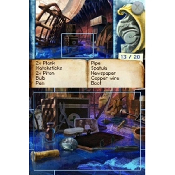 Jewel Link Mysteries Mountains of Madness Game DS - Image 5