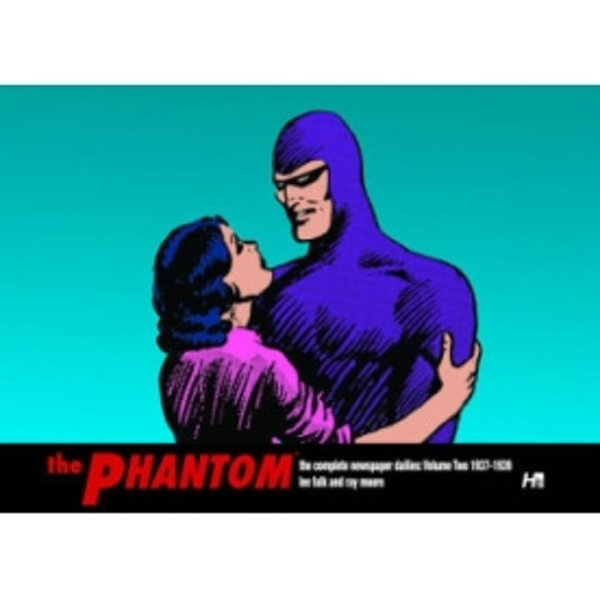 The Phantom: The Complete Newspaper Dailies Volume 2 (1938-1940)