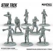 Star Trek Adventures Romulan Strike Team 32mm Miniatures
