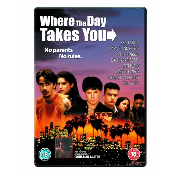 Where Day Takes You DVD