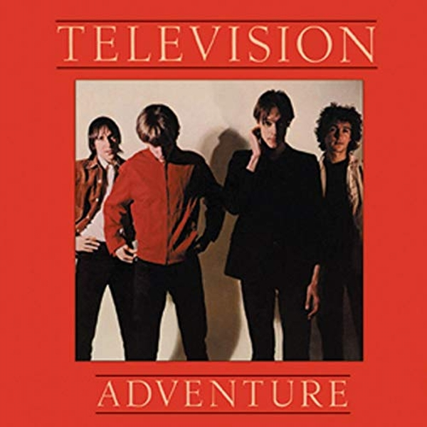 Television - Adventure Limited Edition Vinyl