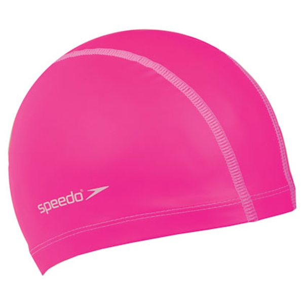 Speedo Pace Cap Pink Junior