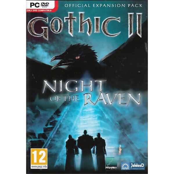 Image of Gothic 2 Night of the Raven Expansion PC Game