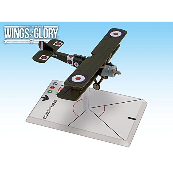 Wings of Glory WWI: Sopwith 1.5 Strutter Board Game