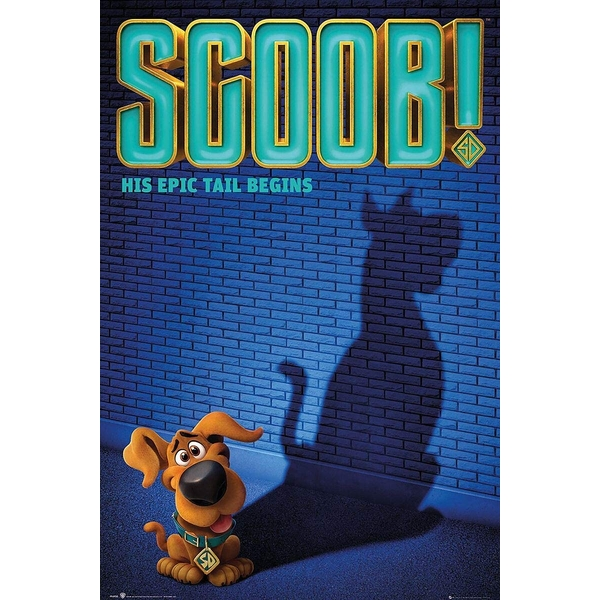 Scoob One Sheet Poster