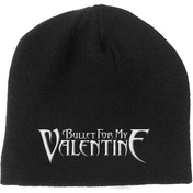 Bullet For My Valentine - Logo Men's Beanie Hat - Black