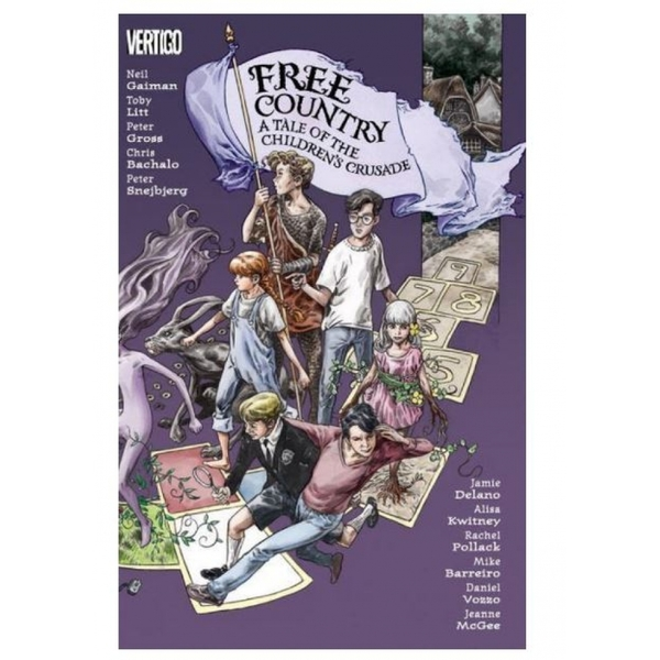 Free Country A Tale of The Childrens Crusade