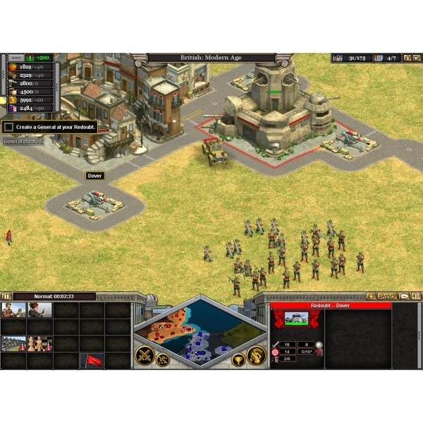Rise Of Nations Gold Edition Game + Add On Game PC - Image 2