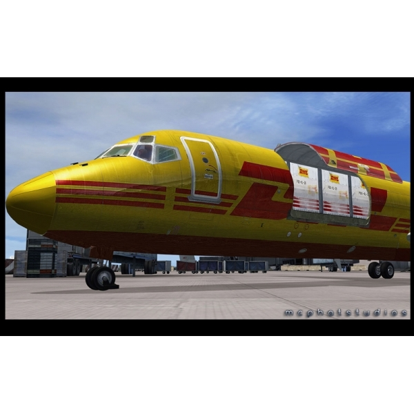 Ultimate Airliners DC-9 Deluxe PC Game - Image 3