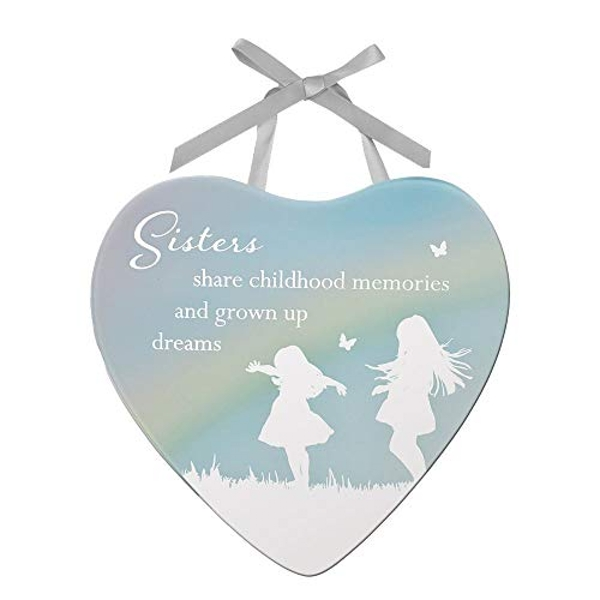 Reflections of The Heart Plaque - Sister