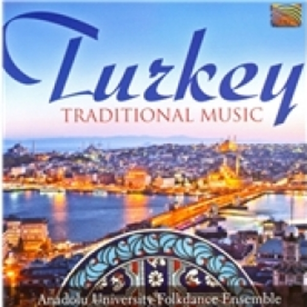 Turkey Traditional Music CD