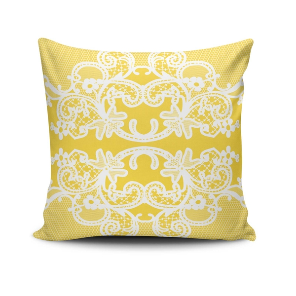 NKLF-243 Multicolor Cushion Cover