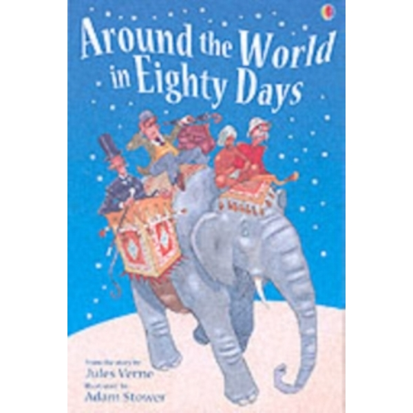 Around the World in 80 Days by Jules Verne (Hardback, 2004)