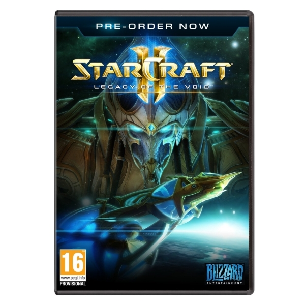 Starcraft 2 Legacy Of The Void Game PC & MAC