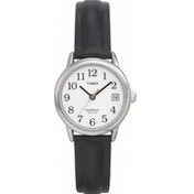 Timex T2H331 Womens Basic Big Date Easy Reader Watch