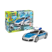Porsche 911 Police Car 1:20 Revell Junior Kit