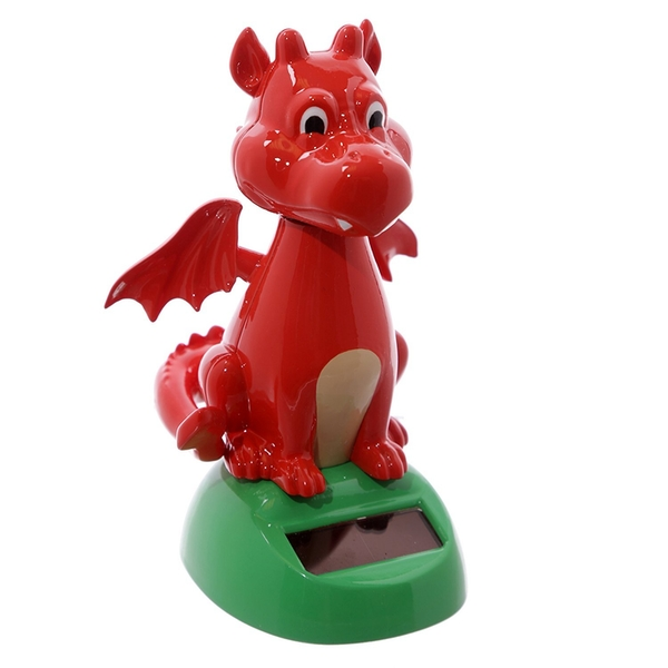 Welsh Dragon Solar Powered Pal