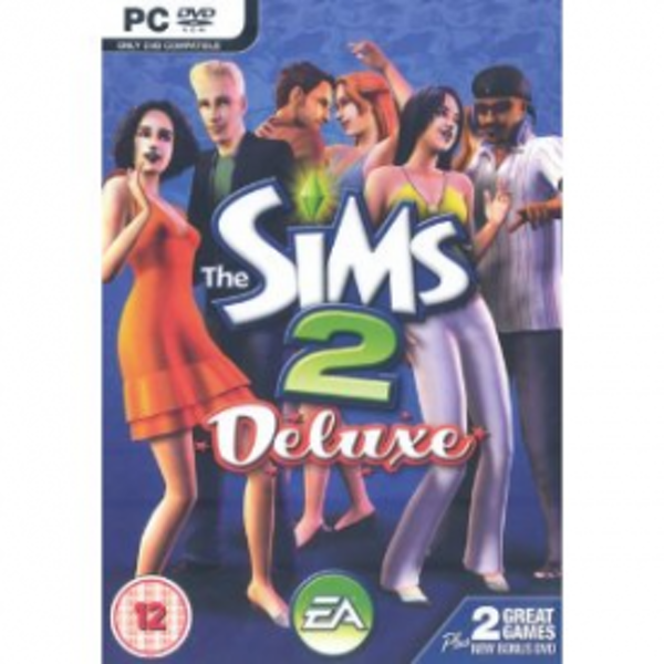 The Sims 2 Deluxe Game PC