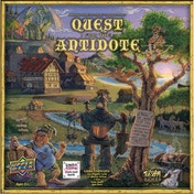 Quest for the Antidote Board Game