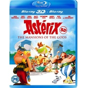 Asterix: The Mansions Of The Gods 3D Blu-ray