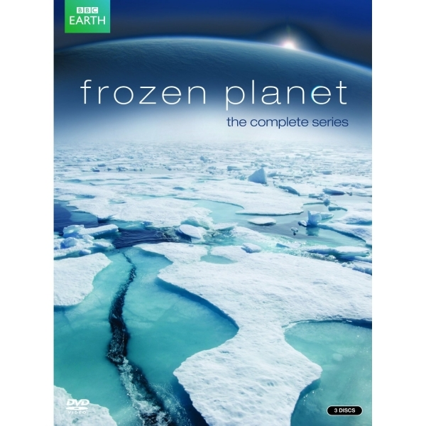 Frozen Planet The Complete Series DVD