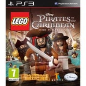 Lego Pirates Of The Caribbean Game PS3