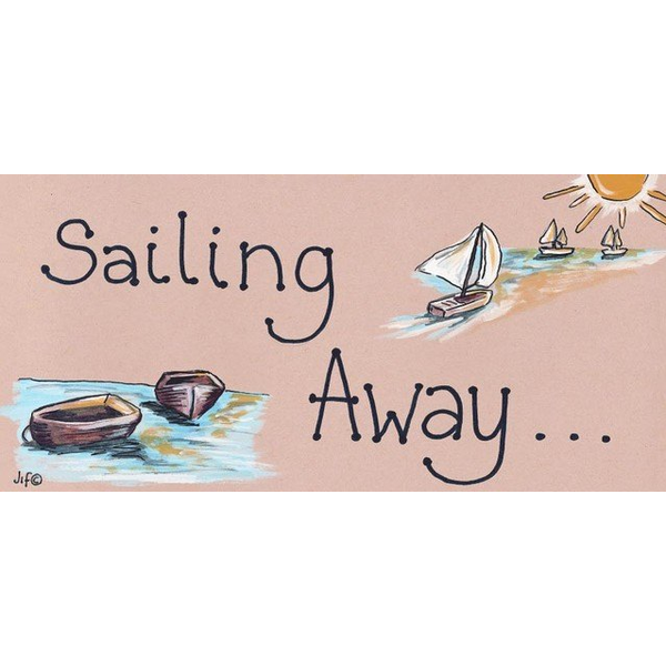 Sailing Away Pack Of 12