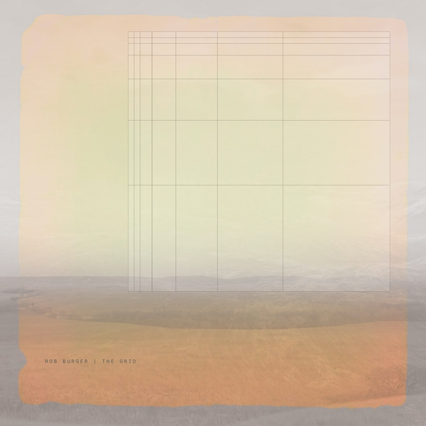 Rob Burger – The Grid Limited Edition Clear Vinyl