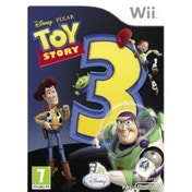 Ex-Display Disney Pixar Toy Story 3 The Video Game Wii Used - Like New