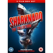Sharknado Collection 1-3 Boxset DVD