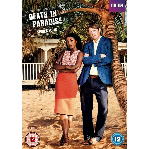 Death in Paradise - Series 4 DVD