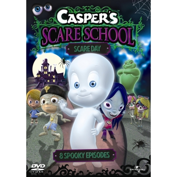 Casper Scare School - Scare Day  DVD