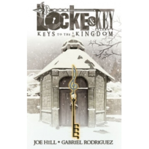 Locke & Key Volume 4: Keys to the Kingdom TP