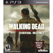 The Walking Dead Survival Instinct Game PS3