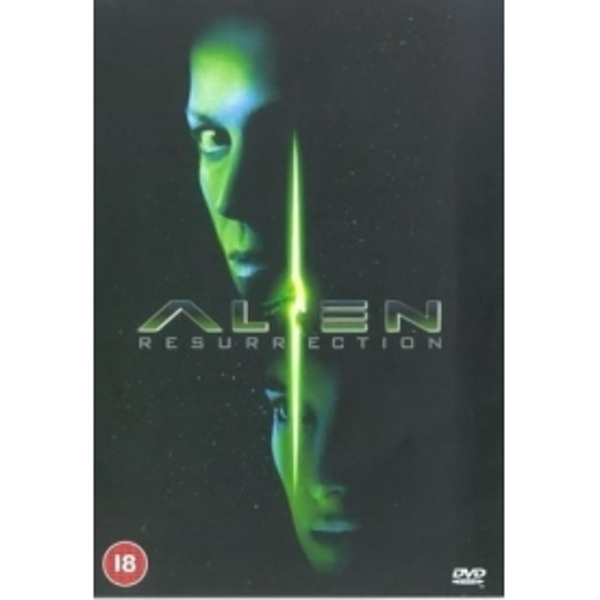 Alien Resurrection DVD