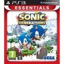 Sonic Generations (Essentials) Game PS3