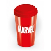 Marvel Logo Travel Mug