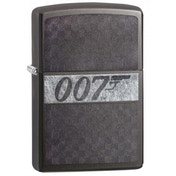 Zippo James Bond 007 Grey Finish Windproof Lighter