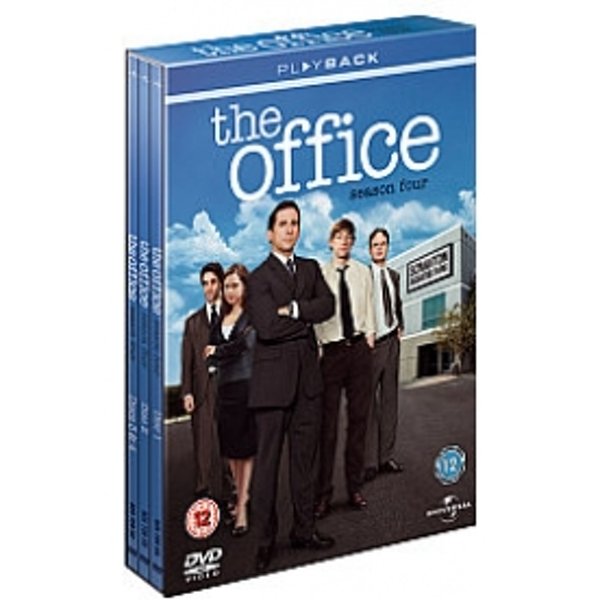 The Office An American Workplace Complete Season 4 DVD