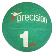Precision Rubber Medicine Ball - 1kg