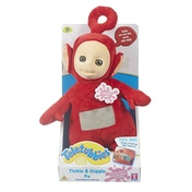 Teletubbies Tickle and Giggle Po Soft Toy