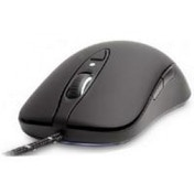 SteelSeries Sensei RAW Rubberized Wired Mouse Black