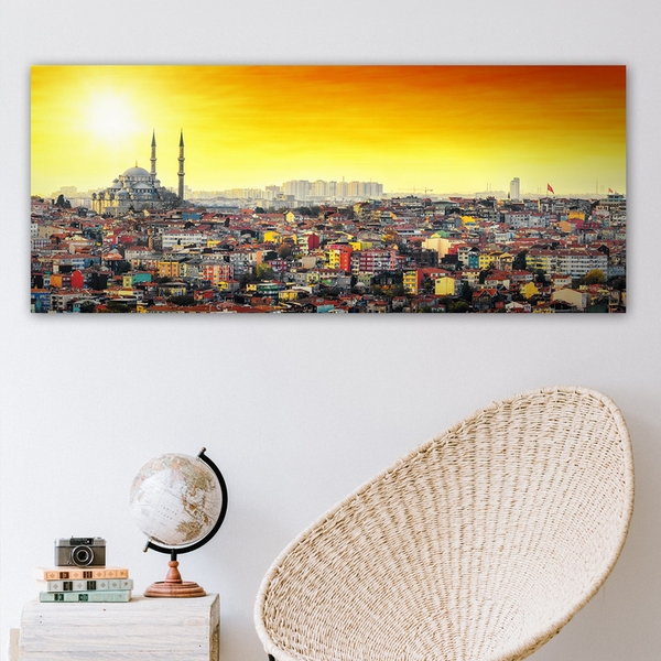 YTY167693018_50120 Multicolor Decorative Canvas Painting
