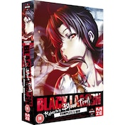 Black Lagoon Roberta's Blood Trail OVA DVD