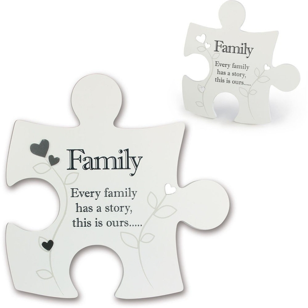 Said with Sentiment Jigsaw Wall Art Family