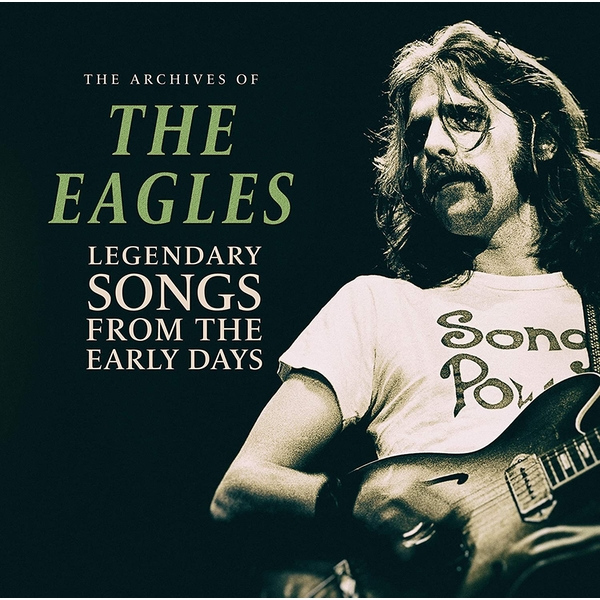 The Eagles - Legendary Songs From The Early Days Green Vinyl