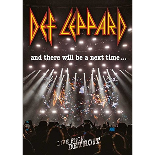 Def Leppard: And There Will Be A Next Time... Live From Detroit DVD